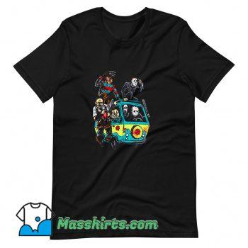 Best Crepy Jason Halloween Horror Movie T Shirt Design