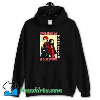 Best Demon Slayer Kimetsu No Yaiba Hoodie Streetwear