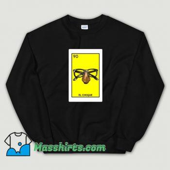 Best EL Choque Shock G Card Game Sweatshirt
