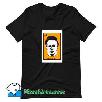 Best El Mascara Halloween Movie T Shirt Design