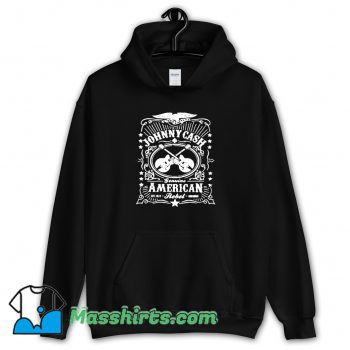 Best Johnny Cash American Rebel Hoodie Streetwear
