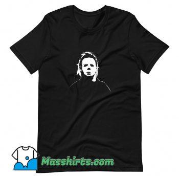Best Michael Myers Mask Halloween T Shirt Design
