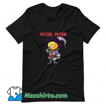 Best Peter Peter Halloween Killer Pumpkin T Shirt Design