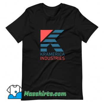 Best Seinfeld Kramerica Industries T Shirt Design