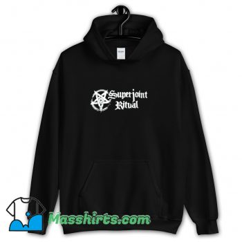 Best Superjoint Ritual Logo Hoodie Streetwear