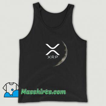 Best XRP Moon Tank Top