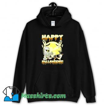 Cheap Australian Shepherd Happy Halloween Hoodie Streetwear
