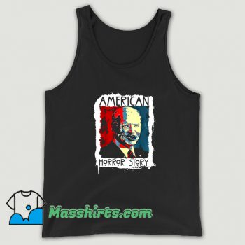 Cheap Biden Horror American Zombie Tank Top