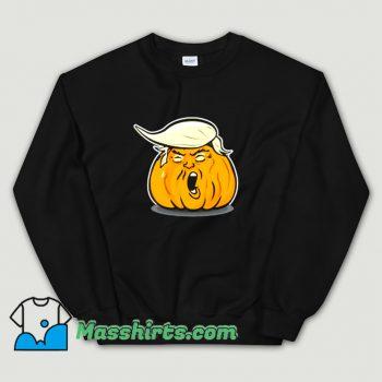 Cheap Donald Trump President Halloween Sweatshirt