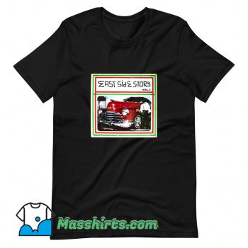 Cheap East Side Story Brenton Wood Oldies T Shirt Design
