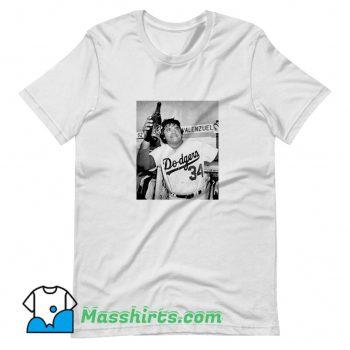 Cheap Fernando Valenzuela Champions T Shirt Design