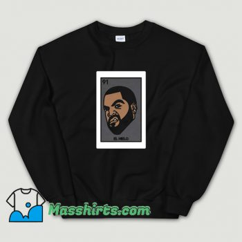 Cheap Ice Cube Los Angeles Sweatshirt