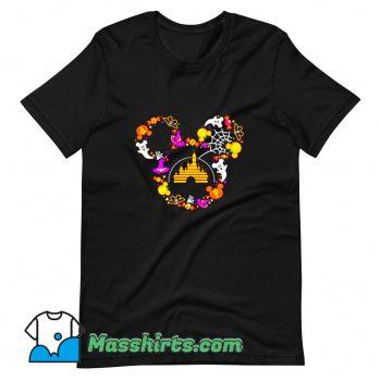Cheap Mickey Mouse Halloween T Shirt Design