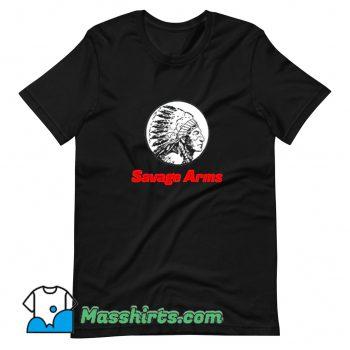 Cheap Savage Arms T Shirt Design