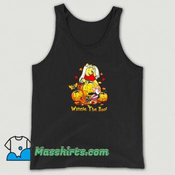 Cheap Winnie The Boo Halloween Tank Top