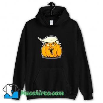 Classic Donald Trump President Halloween Hoodie Streetwear