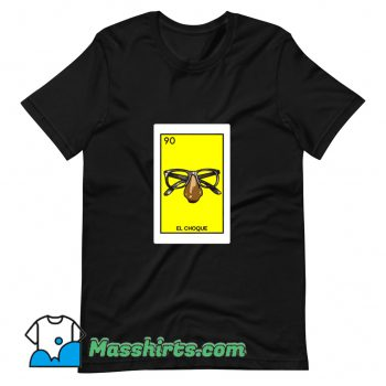 Classic EL Choque Shock G Card Game T Shirt Design