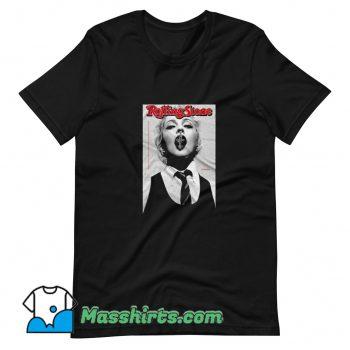 Classic Rolling Stones Photos T Shirt Design