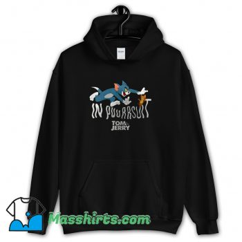 Classic Tom And Jerry In Pursuit Movie Hoodie Streetwear