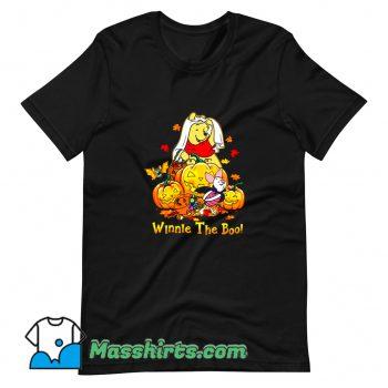 Classic Winnie The Boo Halloween T Shirt Design