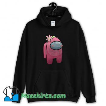 Cool Among Us Pink Hoodie Streetwear