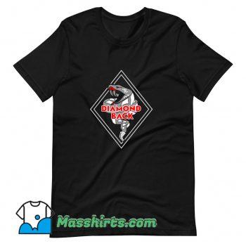 Cool Diamondback T Shirt Design