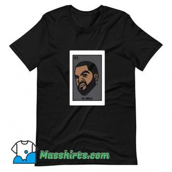 Cool Ice Cube Los Angeles T Shirt Design