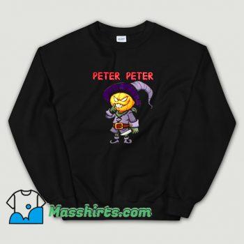 Cool Peter Peter Halloween Killer Pumpkin Sweatshirt