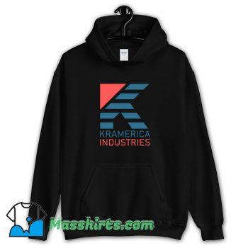 Cool Seinfeld Kramerica Industries Hoodie Streetwear