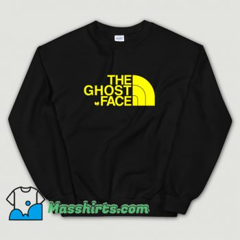 Cool The Ghost Face Sweatshirt