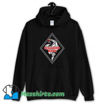 Cute Diamondback Hoodie Streetwear