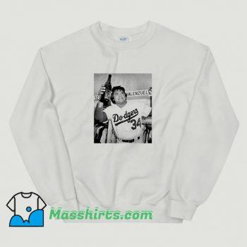 Cute Fernando Valenzuela Champions Sweatshirt