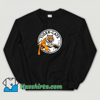 Cute Hamilton Tiger Cats Sweatshirt