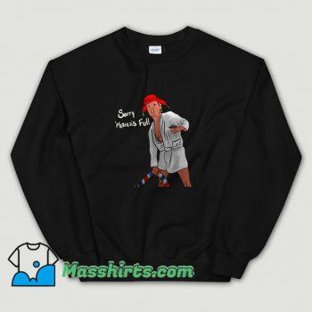 Cute Sorry Mericas Full Maga Trump Sweatshirt