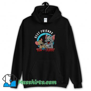 Cute Tom And Jerry Best Friends Hoodie Streetwear