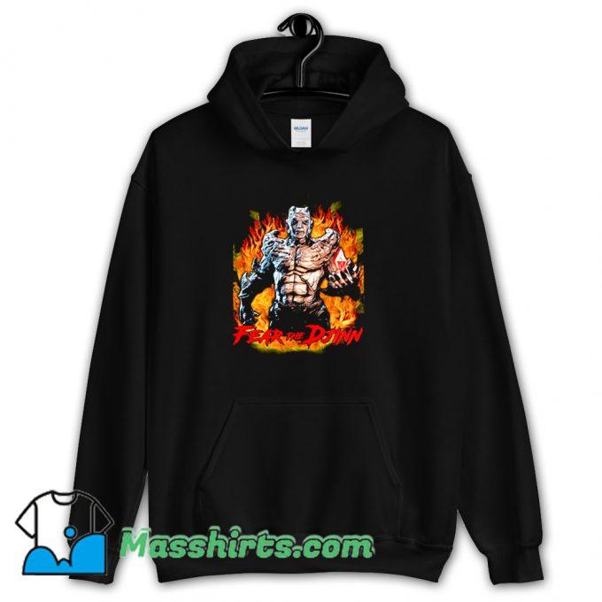 Cute Wishmaster 1997 Fear The Djinn Hoodie Streetwear