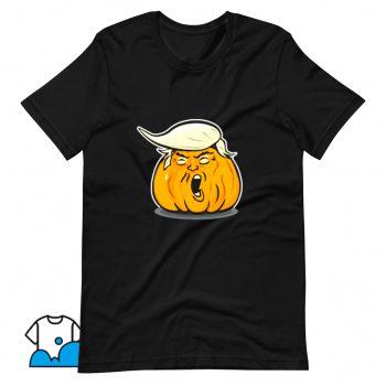 Donald Trump President Halloween Funny T Shirt Design