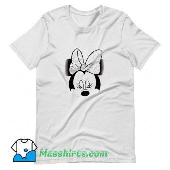 Funny Bandana Minnie Mouse T Shirt Design