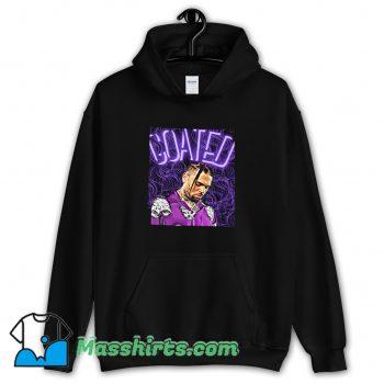 Funny Chris Brown Goated Hoodie Streetwear