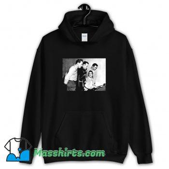 Funny Elvis Presley Johnny Cash Million Dollar Hoodie Streetwear