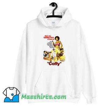 Funny Foxy Brown Retro Movies Hoodie Streetwear
