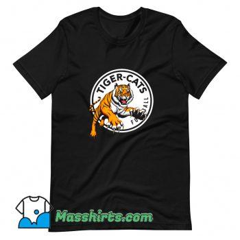 Funny Hamilton Tiger Cats T Shirt Design
