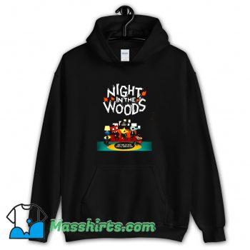 Funny Night In The Woods Hoodie Streetwear