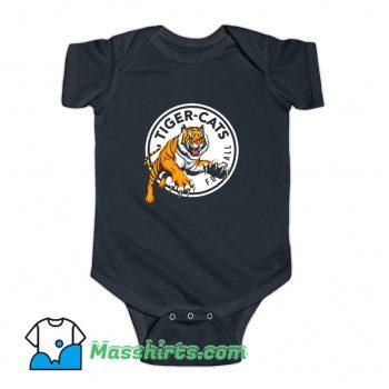 Hamilton Tiger Cats Baby Onesie
