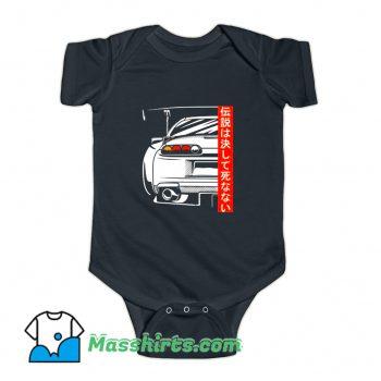 Japanese Domestic Market Tuning Baby Onesie