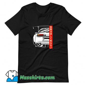 Japanese Domestic Market Tuning T Shirt Design