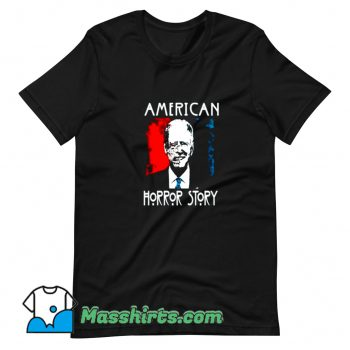 Joe Biden American Horror Story Halloween T Shirt Design