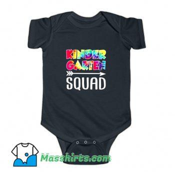 Kindergarten Squad Classic Baby Onesie