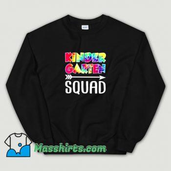 Kindergarten Squad Sweatshirt