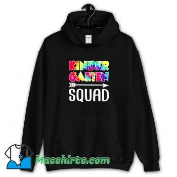 Kindergarten Squad Vintage Hoodie Streetwear